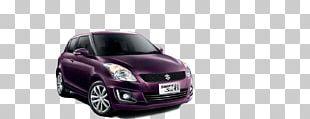 Suzuki Swift Alloy Wheel Compact Car PNG
