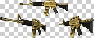 Gun Barrel Firearm M16 Rifle PNG