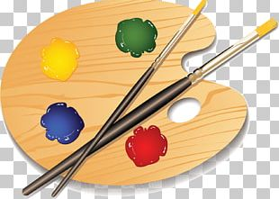 Palette Portable Network Graphics Paint Brushes Painting PNG