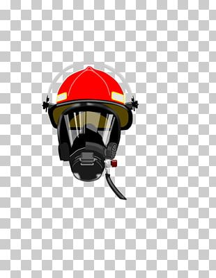 Firefighter's Helmet Mask Firefighting PNG