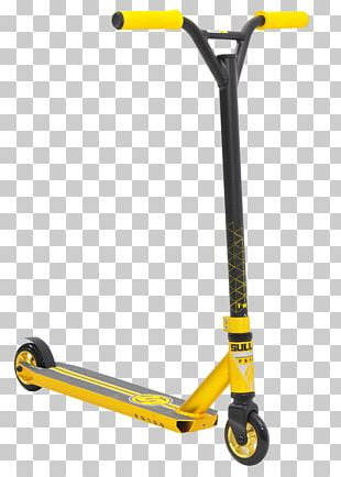 Kick Scooter Bicycle Frames Wheel PNG