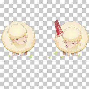 Sheep Vecteur PNG