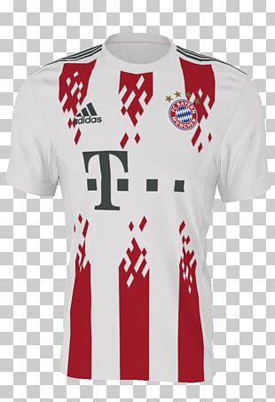 FC Bayern Munich T-shirt 2014 FIFA World Cup PNG