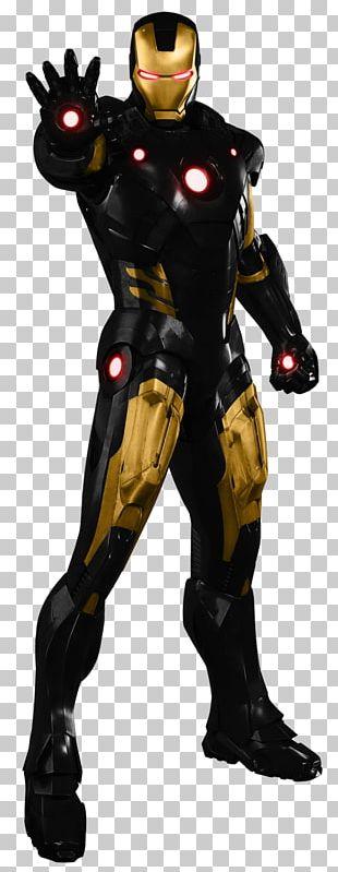 Iron Man's Armor War Machine PNG