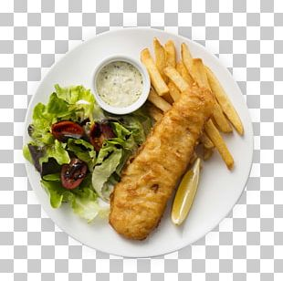 Fish And Chips French Fries Take-out Hamburger Fast Food PNG