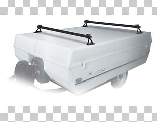 Popup Camper Campervans Bicycle Carrier Trailer PNG