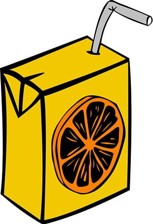 Orange Juice Apple Juice Orange Soft Drink Juicebox PNG