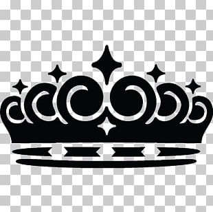 Sticker Crown Wall Decal Polyvinyl Chloride PNG