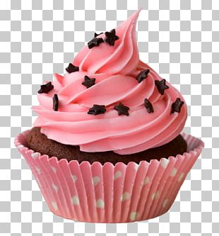 Cupcake Icing Peanut Butter Cup Red Velvet Cake PNG
