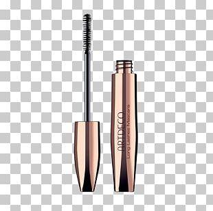Mascara Eyelash Cosmetics Eye Shadow Brush PNG