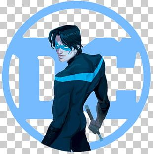 Nightwing Batman Barbara Gordon Logo DC Comics PNG