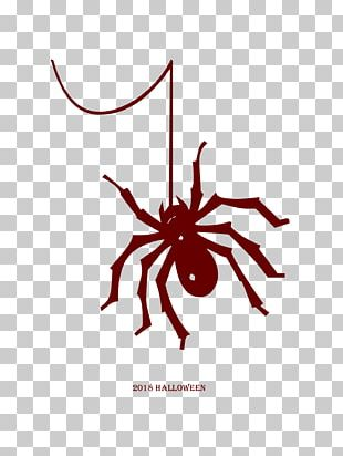 Halloween 2018 One Spider. PNG