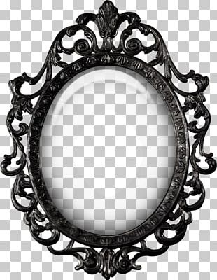 Snow White Magic Mirror Stepmother PNG
