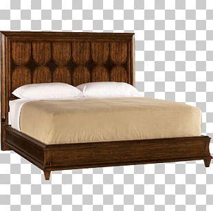 Bed Frame Table Platform Bed Furniture PNG