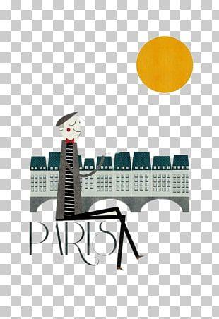 Paris London New York City Illustrator Illustration PNG