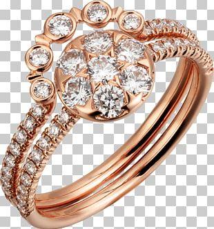 Cartier Ring Diamond Jewellery Brilliant PNG