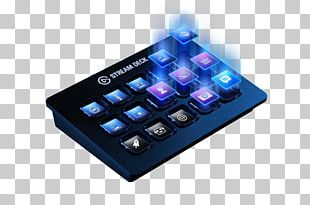 Computer Keyboard Elgato Streaming Media Video Capture Video Game PNG