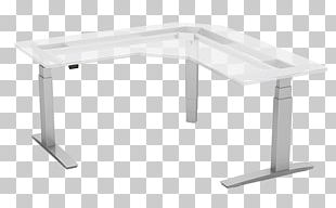 Standing Desk Table Electricity PNG