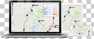 GPS Tracking Unit GPS Navigation Systems Fleet Management Asset Tracking Laptop PNG