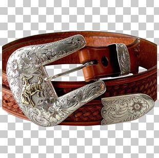 Belt Buckles Silver Bronco PNG