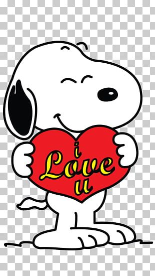 Snoopy Charlie Brown Woodstock Valentine's Day Drawing PNG