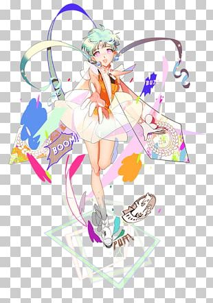 Fashion Illustration Graphic Design PNG