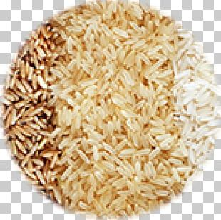 White Rice Cereal Parboiled Rice Food PNG
