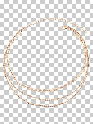 Necklace Jewellery Chain Gold Bracelet PNG