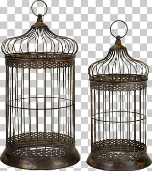 Birdcage Nest Box PNG