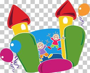 Inflatable Castle Free Content PNG