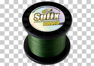 Braided Fishing Line Fishing Tackle Angling PNG