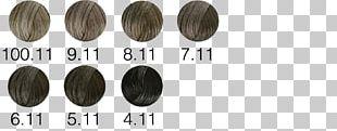 Hair Coloring Long Hair Font 02PD PNG