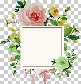 Wedding Invitation Flower Rose PNG