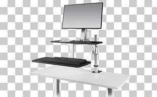 Standing Desk Sit-stand Desk Vendor PNG