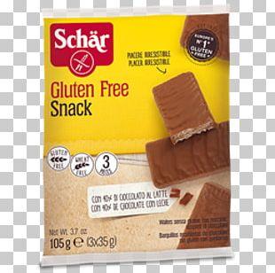 Chocolate Bar Waffle Gluten-free Diet Dr. Schär AG / SPA PNG