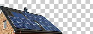 Solar Power Solar Panels Solar Energy Roof PNG