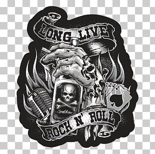 Sticker Car Rock And Roll Rock Music Rockabilly PNG