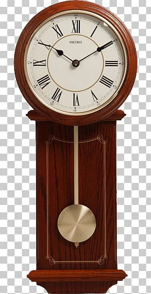 Old Wall Clock PNG