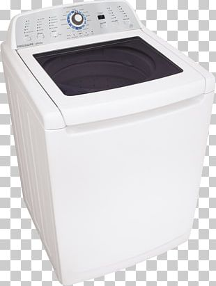 Washing Machines Clothes Dryer Frigidaire Home Appliance Refrigerator PNG