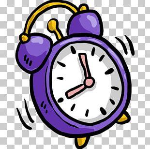 Alarm Clock Tool Icon PNG