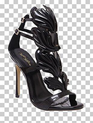 High-heeled Shoe Sandal Stiletto Heel Court Shoe PNG