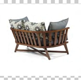 Loveseat Bed Frame Couch Chair Garden Furniture PNG