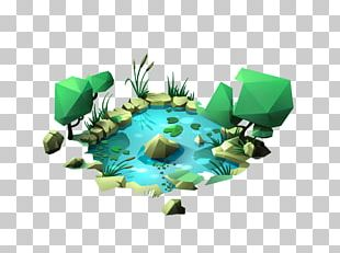 Low Poly 3D Computer Graphics Video Game Polygon Illustration PNG