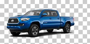 Toyota Hilux Car Pickup Truck 2018 Toyota Tacoma TRD Sport PNG