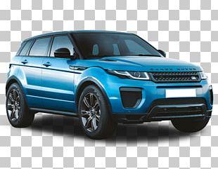 2017 Land Rover Range Rover Evoque 2018 Land Rover Range Rover Jaguar Land Rover Car PNG