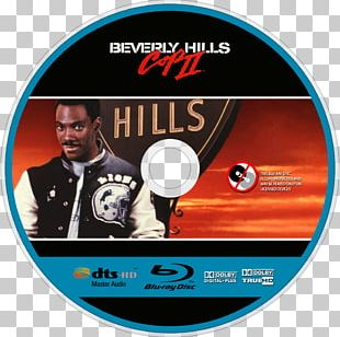 Beverly Hills Cop Axel Foley Compact Disc Blu-ray Disc PNG