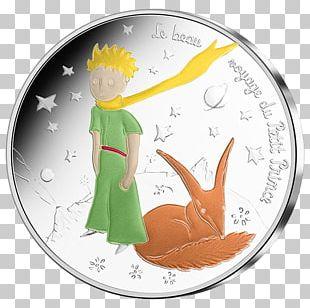 Monnaie De Paris The Little Prince Commemorative Coin Money PNG