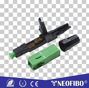 Optical Fiber Connector Single-mode Optical Fiber Electrical Connector Optics PNG