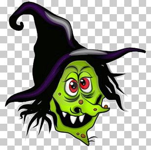Wicked Witch Of The West Witchcraft Halloween PNG