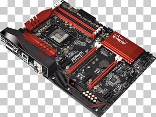 ASRock Fatal1ty Z170 Gaming K4 Motherboard LGA 1151 Central Processing Unit PNG